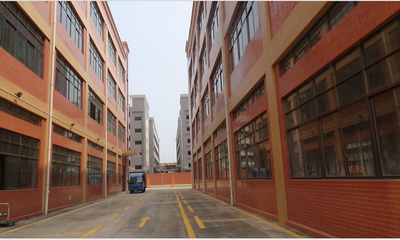 Our Factory Buildings