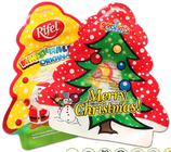 Colorful Plastic Christmas Tree Bags , Food Grade Bags For Food Packaging