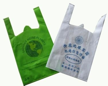 Recycled Reusable Shopping Bags Transparent , Clear ...