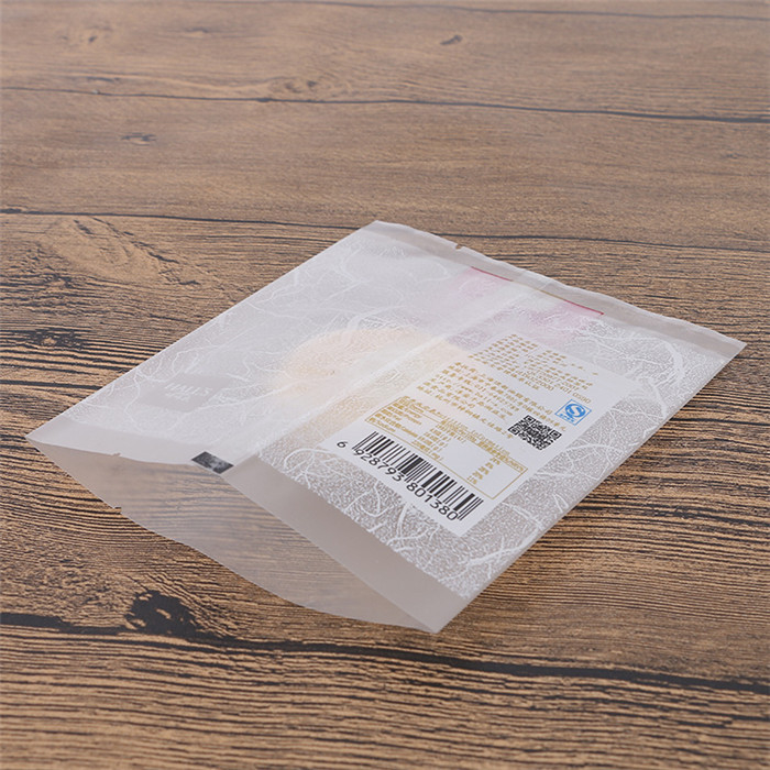 3x4cm Small Size Clear Plastic Bags Cookies Individual Packaging Bag