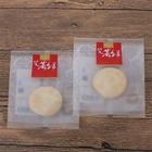 3x4cm Small Size Clear Plastic Bags , Small Cookies Individual Packaging Bag