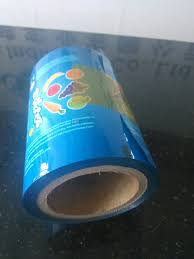 Anti - Punch Plastic Packaging Rolls , LLDPE Flexible Packaging Films