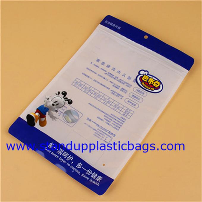 OPP Eyeshadow Brush Packaging Plastic Self Adhesive Bags For Cosmetics Product